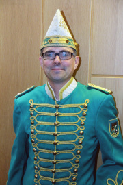 Dominique Sechet, Organisationswart, 1.WKV