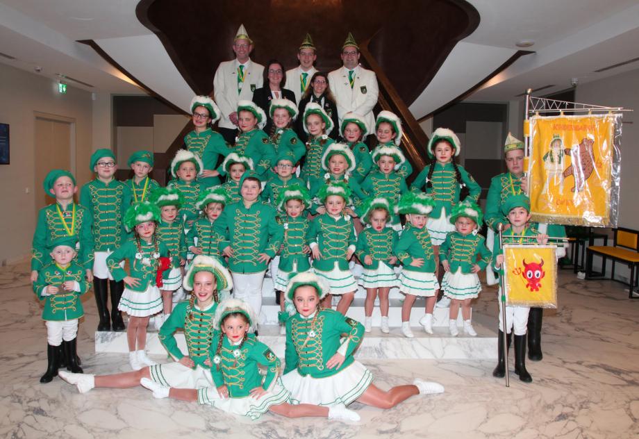 Kinder und Jugendabteilung, Karneval, 1.WKV